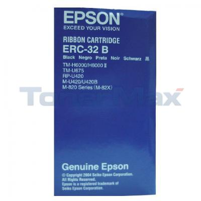 EPSON TM-U675 POS RIBBON BLACK 60M